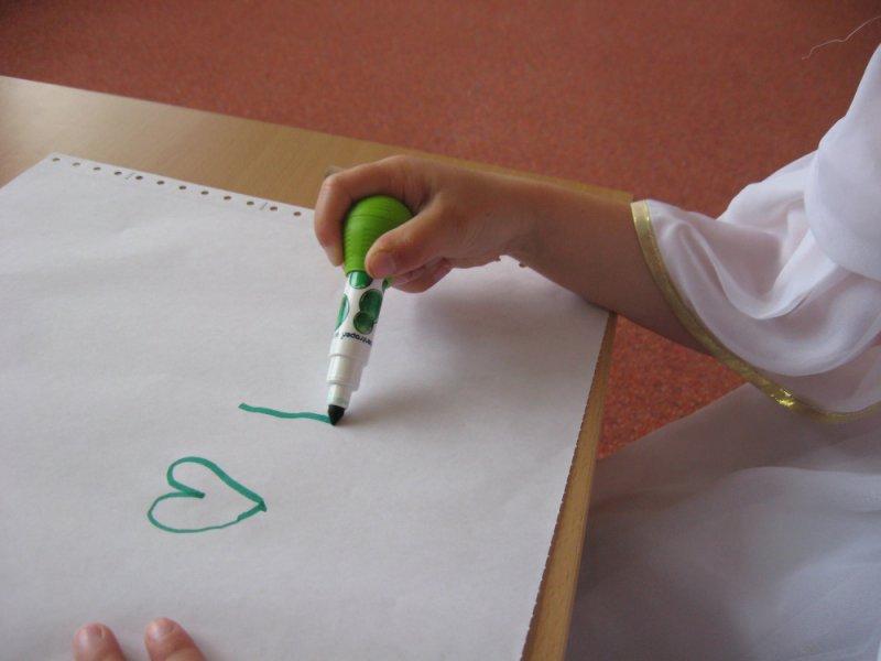 So správnym písaním pomôže nácvikový adaptér